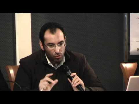 """Max Coppeta all'incontro """"Le nuove professioni del Web a Napoli ed in Campania"""""""