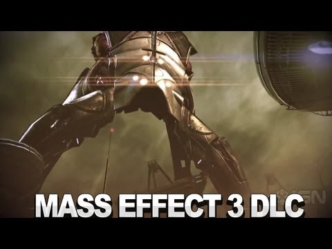 Mass Effect 3: Retaliation DLC Trailer