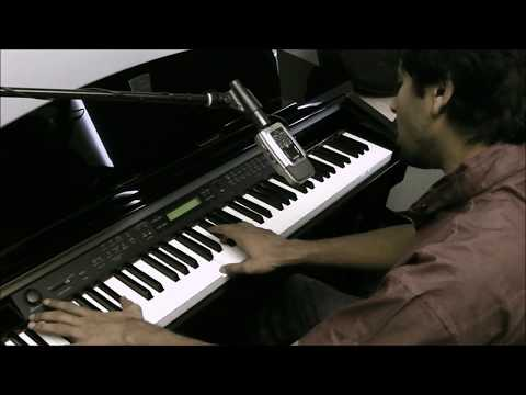 Indian National Anthem- Jana Gana Mana (Piano+Vocals)