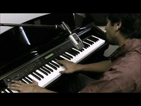 Indian National Anthem- Jana Gana Mana (Piano+Vocals)