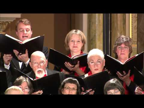 Christmas in the Basilica with the Bel Canto Chorus | Program | 2012