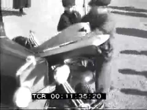 Sci sui Campi D'Annibale nel 1935