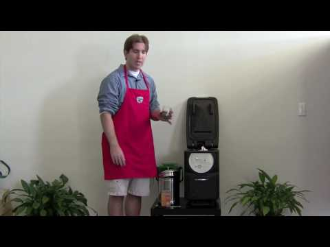 NatureMill Automatic Indoor Composter - Demonstration part 2