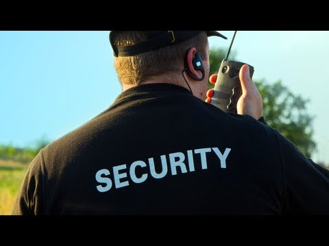 No Money For Cops Means Private Security Firms Cash In