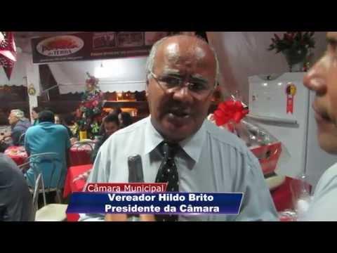 Cereador Hildo Brito fala sobrte terreno doado