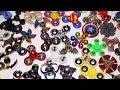 50+ Fidget Spinners Gadget Toys