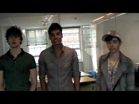 The Wanted rank themselves by cooking skills, popstar hair, vanity, flirting...