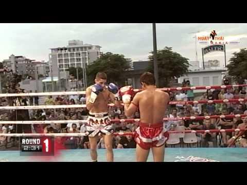 Muay Thai Combat Mania 2012 Riccione KO: Tham Sityodtong vs Ait Ourat