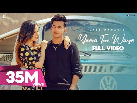 Yaara Tere Warga : Jass Manak (Official Video) Sunidhi Chauhan | Satti Dhillon | Samreen | Geet MP3