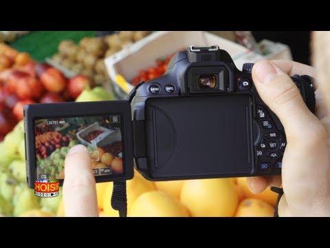 Canon EOS 650D - Prise en main