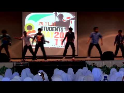 Students Day 2011 - Part 16 (Final) - BIONIC grand champion Encore