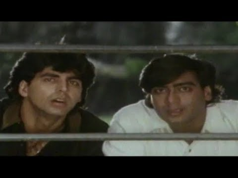 Yeh Nakhra Ladki Ka - Suhaag - Ajay, Akshay, Karisma, & Nagma
