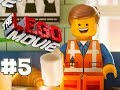 THE LEGO MOVIE VIDEOGAME - LEGO BRICK ADVENTURES - Part 5 - OCTANED! (HD Gameplay Walkthrough)