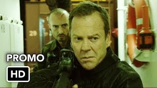 24  Live Another Day Episode 12 Promo Finale (HD) Thumbnail