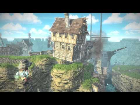 Square Enix - Gameglobe - Gameplay Trailer