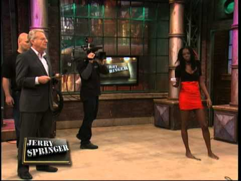 Guests Go Nuts (The Jerry Springer Show)