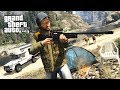GTA 5 Real Life Mod #54 - GOING CAMPING & HUNTING!! (GTA 5 Mods)