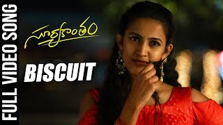 Biscuit Ayyero Full Video Song - Suryakantam