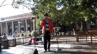 The Black Eyed Peas - I Gotta Feeling (Cover by Mark Billy Yang) @ De Anza College