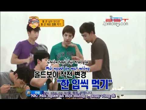 [Vietsub - 2ST] [110917] 2PM Show Ep 11 (4/5)