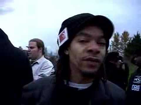 MTV2 MyBlock Seattle hip hop Original Entry