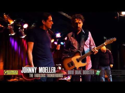 HEAR THEIR GEAR - Johnny Moeller - Fabulous Thunderbirds