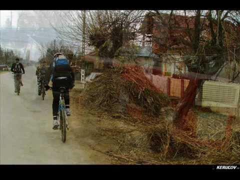 VIDEOCLIP Traseu MTB Dobreni - Gostinari - Comana, 90 km pe biciclete