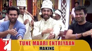 Making of the Song - Tune Maari Entriyaan - GUNDAY