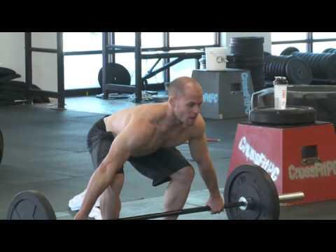 CrossFit - WOD Demo 110103 Chris Spealler