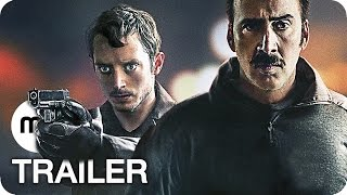 THE TRUST Trailer German Deutsch (2016) Nicolas Cage, Elijah Wood