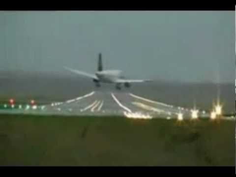 Scary and Dangerous - Crosswind Landings