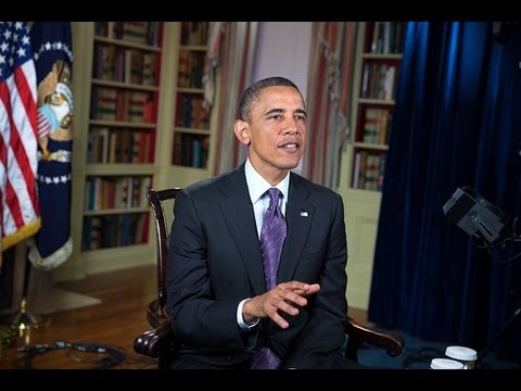 Weekly Address:  Replace the Sequester with a Balanced  Deficit Reduction 4/27/13