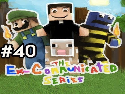Minecraft: The Ex-Communicated Series w/Nova, SSoHPKC & Slyfox Ep.40 - Spirit Hood Talk