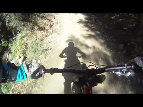 Downhill Mountain Biking at Whistler - Part 2.MP4