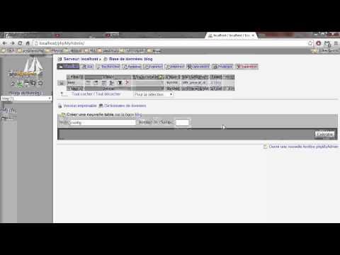 دورة برمجة سكربت مدونة : الدرس 14 (لوحة تحكم الإدارة الجزء 2)