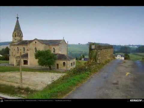 VIDEOCLIP Traseu MTB El Camino de Santiago del Norte - 8: Almuna - Tapia De Casariego - Ribadeo - Vilela