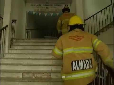 Incendio Escuela Rivadavia