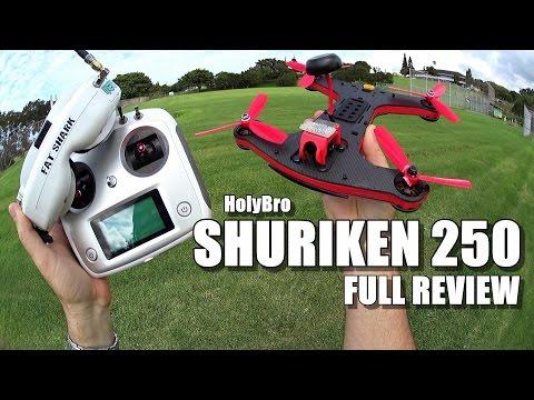 Holybro SHURIKEN 250 Review - [ Unboxing / Inspection / Flight CRASH! Test / Pros & Cons ] - UCVQWy-DTLpRqnuA17WZkjRQ