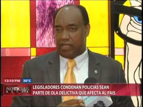 """Diputado Elpidio Báez: """"La Policía está podrida…"""