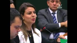 DEPUTADA MARIANA CARVALHO DISCURSA NA COMISS�O DE IMPEACHMENT - 08/04/16