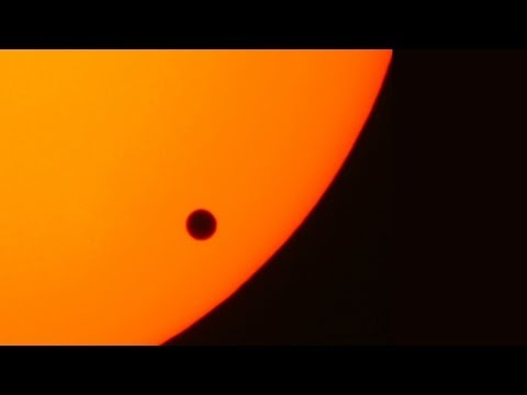 Venus Transit: A Planet's Day in the Sun