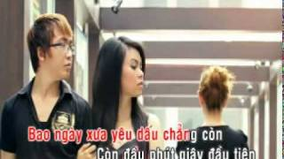 Cơn đau - karaoke ( only singer )