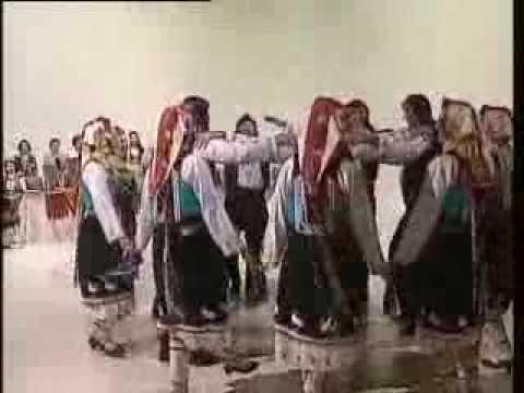 Katevas   Greek Folk Dances Zonaradika Thraki
