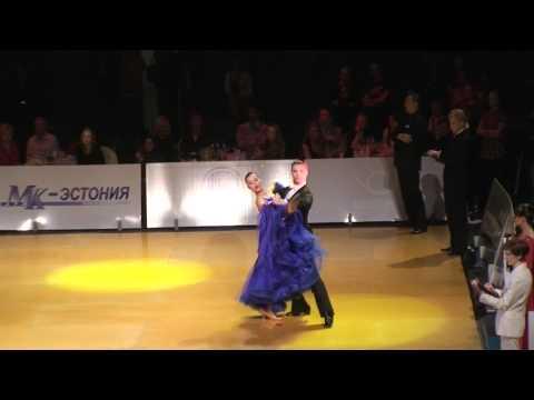 Sergey Konovaltsev & Olga Konovaltseva - Final Tango IDSF IO Standard Tallinn Trophy 2011