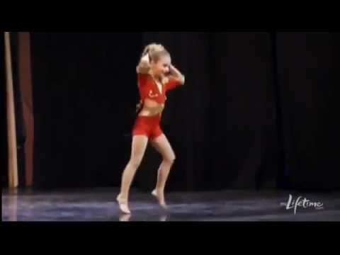 Dance Moms-Mackenzie Solo-My Parade(Bigger Isn't Better)
