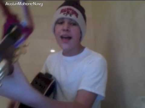 Austin Mahone USTREAM Monday January 14th 2013 Part 3 of 3 [11PM]