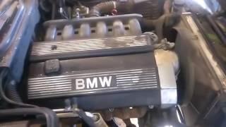 ДВС (Двигатель) в сборе BMW 5-series (E34) Артикул 51137838 - Видео
