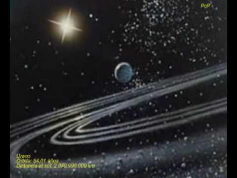 Un viaje imaginario al espacio