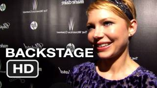 My Week With Marilyn - Golden Globes Backstage Interviews - HD Movie