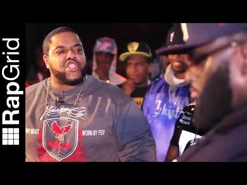 Charlie Clips vs Marv Won   Rap Grid Exclusive